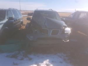 2007 Pontiac Montana 500$ and 2006 Chev Uplander $200