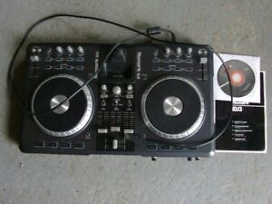 Numark/IDJ3 set up mixer