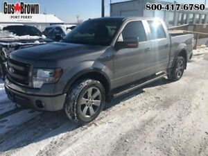 2014 Ford F-150 FX4  - Certified - Air - Alloy Wheels