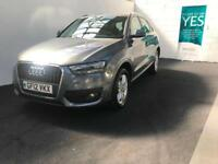 Audi Q3 2.0TDI ( 140ps ) SE finance available from £40 per week
