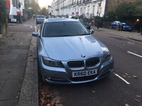 BMW 320D Exclusive Edition. Full service. Auto. Sat nav. Leather