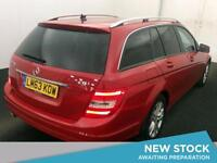 2013 MERCEDES BENZ C CLASS C220 CDI BlueEFFICIENCY Executive SE 5dr Auto