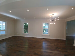 Renovated 5 Bedroom house near Yonge and Mill Pond