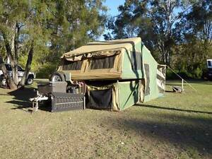 Trak Shak Off Road Camper Buderim Maroochydore Area Preview