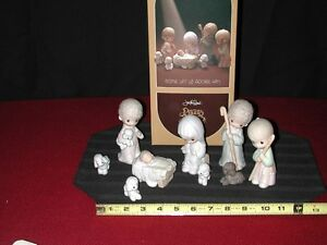 Precious Moments Christmas Nativity Set London Ontario image 2