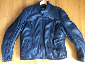 Harley FXRG Leather jacket