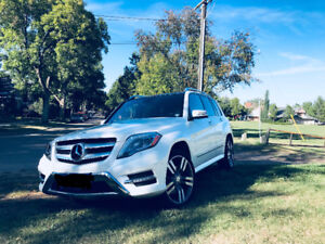 2013 Mercedes-Benz GLK350 BEST INTERIOR+winter tires