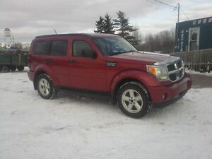 2007 Dodge Nitro SLT SUV, Crossover !! SLT !! LEATHER !!