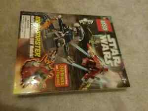 LEGO Star Wars DK Book Brickmaster Mini Battle on Christophsis