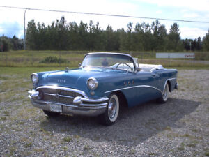 1955 Buick Special Convertable