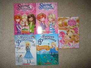 Girl's Chapter Book Lot For Sale
