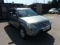 2005 05 HONDA CR-V 2.2 CDT-i SPORT 5 DOOR