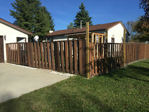 Fence/fence boards/used lumber