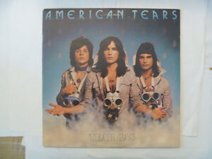 AMERICAN TEARS Tear Gas 1975 U.S.A. LP