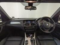 2016 BMW X3 XDRIVE20D M SPORT 4X4 AUTO SUNROOF REVERSING CAMERA SERVICE HISTORY