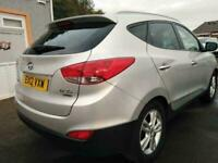 2012 Hyundai Ix35 1.7 PREMIUM CRDI 5d 114 BHP Estate Diesel Manual