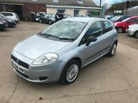 Fiat Grande Punto 1.2 Active * 2008 * LOW MILES ONLY 54K * LONG MOT *
