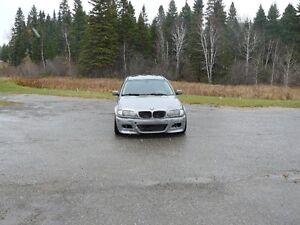 2003 BMW 3-Series noir Berline