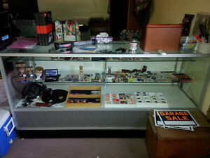 Store display cabinet and book shelf etc for sale