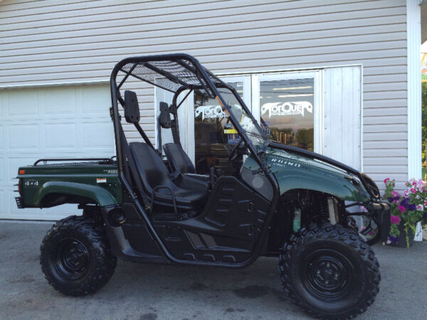 Yamaha 660 side by side for sale canada for Yamaha rhino side by side