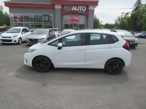 Honda Fit 5dr HB Man LX 2015