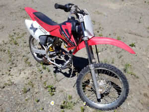 Honda crf150f dirtbike parts