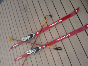 Cross  country ski sets