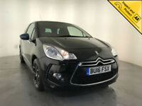 2016 DS DS3 DSTYLE BLUEHDI DIESEL FREE ROAD TAX 1 OWNER CITROEN SERVICE HISTORY