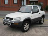 TOYOTA RAV4 2.0 4X4 GX + MOT MAY 2018 + ONLY 92K MILES