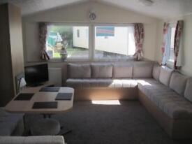 For sale preowned used static caravan holiday home South Devon, beach