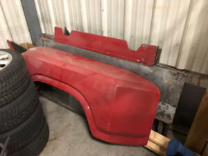 1980-1986 Ford Stepside / Flareside Box Bed Parts F100 F150