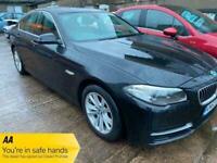 2013 BMW 5 Series 520d SE SALOON Diesel Manual