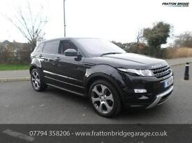 LAND ROVER RANGE ROVER EVOQUE SD4 DYNAMIC Full Dealer History Low Miles Fully Lo