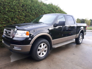 2005 Ford f 150 supercrew King Ranch