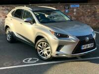 2018 Lexus NX 300h 2.5 Luxury 5dr CVT [Premium Nav] ESTATE Petrol/Electric Hybri