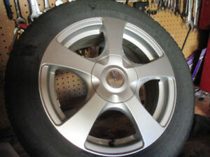 205-55-16 Wheels/Tires