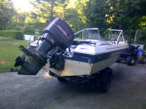 Moteur hors bord 75HP Mariner / Outboard Motor