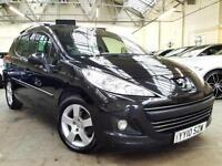 2010 Peugeot 207 SW 1.6 HDi FAP Sport Estate 5dr Diesel Manual (117 g/km,