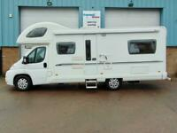 Bessacarr E495 2009/58 6 berth with 6 seat belts DIESEL MANUAL 2009/58