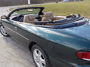 Low Km's Convertible