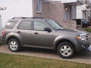2011 Ford Escape XLT VUS