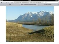 Waterfront Acreage with 3 Bdrm Home- South of Golden, BC