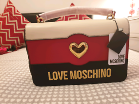 Moschino sweety heart bag RRP £180 brand new with tags