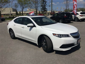 2015 Acura TLX Tech pkg --- TRADE for late model  Jeep Cherokee