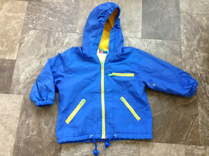 Fall Jacket Size 2T