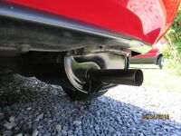 LOOKING FOR A PERFORMANCE MUFFLER FOR MY 1993 HONDA DEL SOL