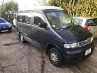 1997 Mazda Bongo campervan 2.5 auto grey Diesel