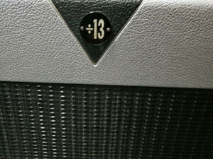 Divided by 13 EDT Guitar AMP  - on PEI