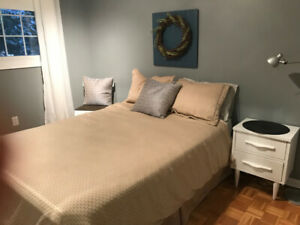 All-inclusive room for rent in quiet home