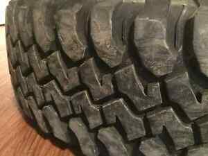 Set of 5 BF Goodrich Mud Terrain Jeep JK tires/rims Campbell River Comox Valley Area image 4